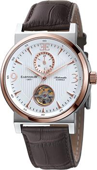 fashion наручные  мужские часы Earnshaw ES-8012-04. Коллекция Providence