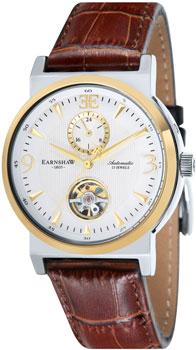 fashion наручные  мужские часы Earnshaw ES-8012-07. Коллекция Providence