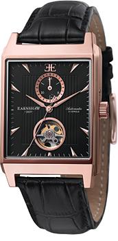 fashion наручные  мужские часы Earnshaw ES-8013-03. Коллекция Providence
