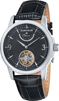 fashion наручные  мужские часы Earnshaw ES-8014-01. Коллекция Flinders