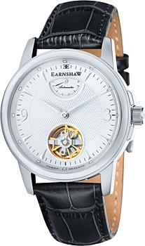 fashion наручные  мужские часы Earnshaw ES-8014-02. Коллекция Flinders