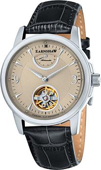 fashion наручные  мужские часы Earnshaw ES-8014-03. Коллекция Flinders