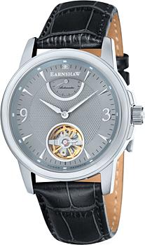 fashion наручные  мужские часы Earnshaw ES-8014-04. Коллекция Flinders