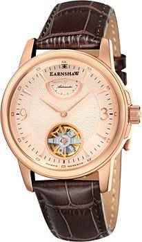 fashion наручные  мужские часы Earnshaw ES-8014-05. Коллекция Flinders