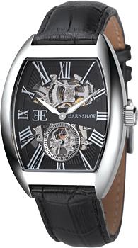 fashion наручные  мужские часы Earnshaw ES-8015-01. Коллекция Holborn