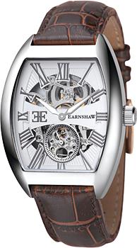 fashion наручные  мужские часы Earnshaw ES-8015-02. Коллекция Holborn
