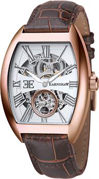 fashion наручные  мужские часы Earnshaw ES-8015-04. Коллекция Holborn