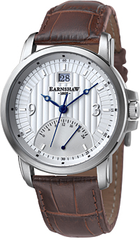 fashion наручные  мужские часы Earnshaw ES-8020-02. Коллекция Fitzroy