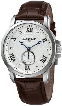 fashion наручные  мужские часы Earnshaw ES-8021-02. Коллекция Fitzroy
