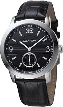 fashion наручные  мужские часы Earnshaw ES-8022-01. Коллекция Greenock