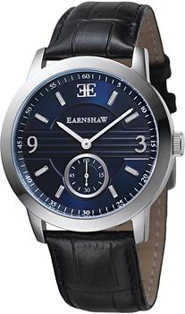 fashion наручные  мужские часы Earnshaw ES-8022-03. Коллекция Greenock