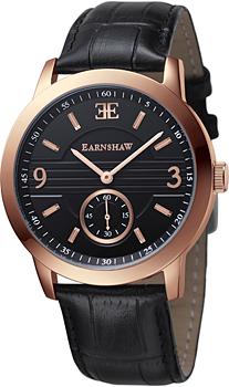 fashion наручные  мужские часы Earnshaw ES-8022-05. Коллекция Greenock