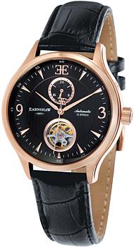 fashion наручные  мужские часы Earnshaw ES-8023-04. Коллекция Flinders