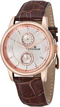 fashion наручные  мужские часы Earnshaw ES-8026-03. Коллекция Flinders