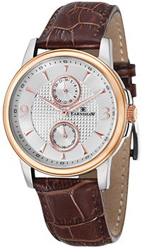 fashion наручные  мужские часы Earnshaw ES-8026-04. Коллекция Flinders