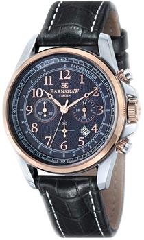 fashion наручные  мужские часы Earnshaw ES-8028-06. Коллекция Commodore