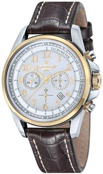 fashion наручные  мужские часы Earnshaw ES-8028-08. Коллекция Commodore