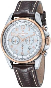 fashion наручные  мужские часы Earnshaw ES-8028-09. Коллекция Commodore