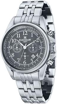 fashion наручные  мужские часы Earnshaw ES-8028-33. Коллекция Commodore