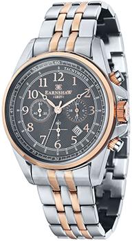fashion наручные  мужские часы Earnshaw ES-8028-66. Коллекция Commodore