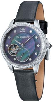 fashion наручные  женские часы Earnshaw ES-8029-01. Коллекция Australis