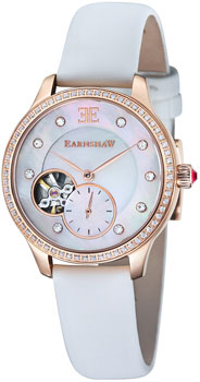 fashion наручные  женские часы Earnshaw ES-8029-03. Коллекция Australis