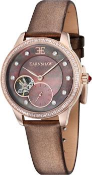 fashion наручные  женские часы Earnshaw ES-8029-04. Коллекция Australis
