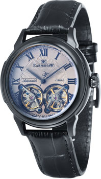 fashion наручные  мужские часы Earnshaw ES-8030-06. Коллекция Observatory