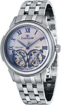 fashion наручные  мужские часы Earnshaw ES-8030-11. Коллекция Observatory