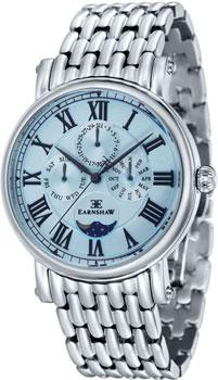 fashion наручные  мужские часы Earnshaw ES-8031-22. Коллекция Maskelyne