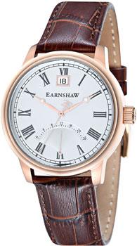 fashion наручные  мужские часы Earnshaw ES-8033-04. Коллекция Cornwall