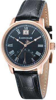 fashion наручные  мужские часы Earnshaw ES-8033-05. Коллекция Cornwall