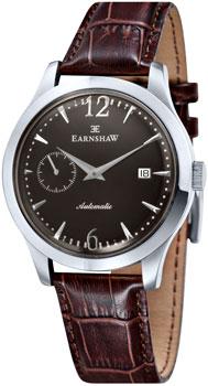 fashion наручные  мужские часы Earnshaw ES-8034-01. Коллекция Blake