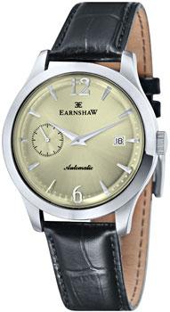 fashion наручные  мужские часы Earnshaw ES-8034-02. Коллекция Blake