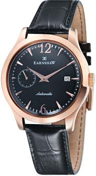 fashion наручные  мужские часы Earnshaw ES-8034-04. Коллекция Blake