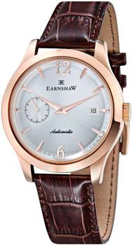 fashion наручные  мужские часы Earnshaw ES-8034-05. Коллекция Blake
