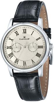 fashion наручные  мужские часы Earnshaw ES-8036-02. Коллекция Flinders