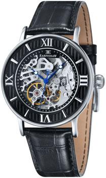 fashion наручные  мужские часы Earnshaw ES-8038-01. Коллекция Darwin