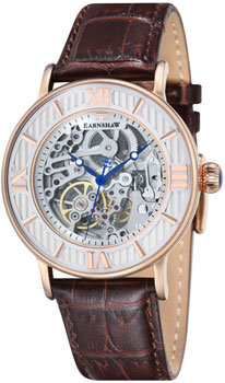 fashion наручные  мужские часы Earnshaw ES-8038-03. Коллекция Darwin
