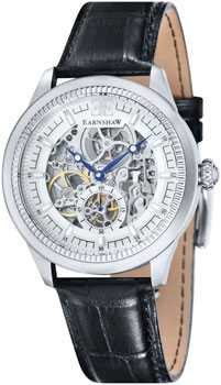 fashion наручные  мужские часы Earnshaw ES-8039-02. Коллекция Academy