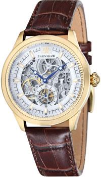 fashion наручные  мужские часы Earnshaw ES-8039-03. Коллекция Academy