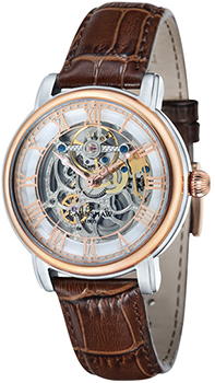 fashion наручные  мужские часы Earnshaw ES-8040-04. Коллекция Longcase