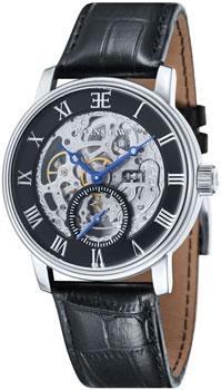 fashion наручные  мужские часы Earnshaw ES-8041-01. Коллекция Westminster