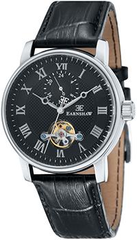 fashion наручные  мужские часы Earnshaw ES-8042-01. Коллекция Westminster