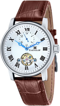 fashion наручные  мужские часы Earnshaw ES-8042-02. Коллекция Westminster
