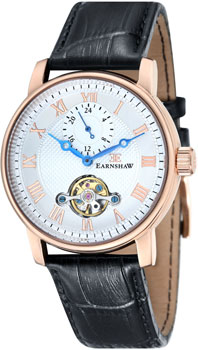fashion наручные  мужские часы Earnshaw ES-8042-03. Коллекция Westminster