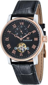 fashion наручные  мужские часы Earnshaw ES-8042-04. Коллекция Westminster