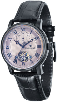 fashion наручные  мужские часы Earnshaw ES-8042-06. Коллекция Westminster