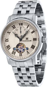 fashion наручные  мужские часы Earnshaw ES-8042-11. Коллекция Westminster