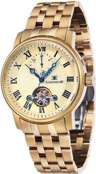 fashion наручные  мужские часы Earnshaw ES-8042-22. Коллекция Westminster